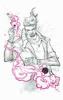 Gambit. by Fezat1