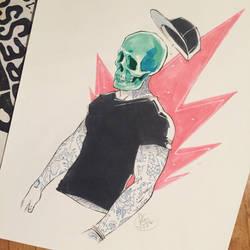 Skull Boy 4. by Fezat1