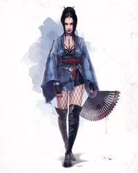 Kitana Koncept. by Fezat1