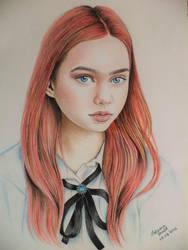Ginger by AdeVoiculet