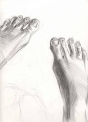 Footsies.. by rahel14