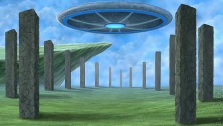 UFO by Apveku