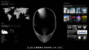 Alienware Win8 by AikoTakashi