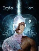 Digital Man by Shadowtuga