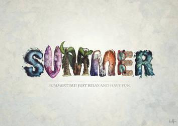Summer III by Shadowtuga