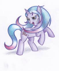 OC pony Epic Dreamer by Miyukikyki