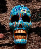 Mosaiqueskull by FannyNW