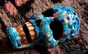 Mosaiqueskull 2 by FannyNW