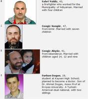 Martyr of Gaza flotilla 2 by ahmadhasan