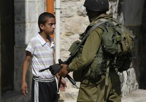 palestine boy by ahmadhasan