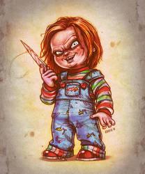 Chucky the Good Guy by EddieHolly