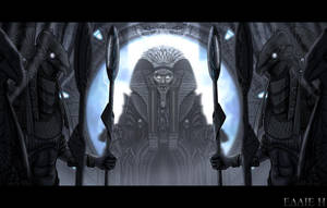 RA - Stargate by EddieHolly