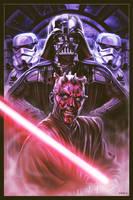 Join the Dark Side - Star Wars by EddieHolly