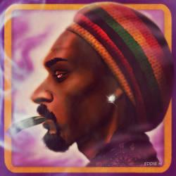 Snoop Dogg by EddieHolly