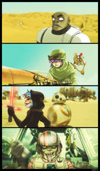 The Gorillaz Awakening by EddieHolly