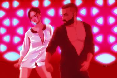 Tear up the Dance Floor - Ex Machina by EddieHolly