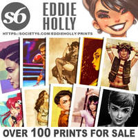 Prints for Sale by EddieHolly