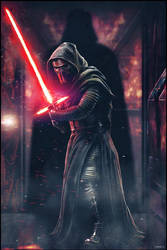 Darkness Rises - Star Wars by EddieHolly