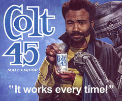 Everything you've heard about me is True - Lando by EddieHolly