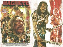 Machete by EddieHolly