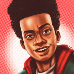 Hey Miles by EddieHolly
