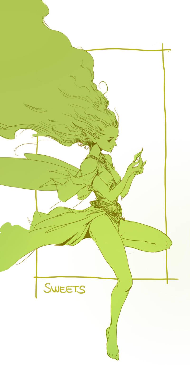 Sweets by Mischeviouslittleelf