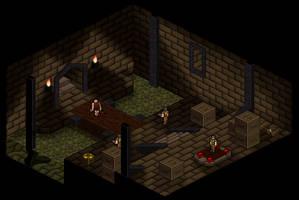 Quake 1 level 2 by Ricardo73