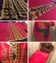 [WIP] Dragon Age Inquisition - Varric's Tunic by Jigoku-Schuldich