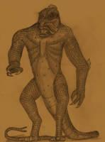 Venusian Biological Sample A1: The Ymir by Adiraiju