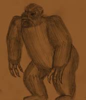 Megatherium horridus by Adiraiju