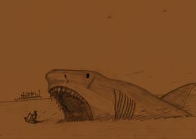 The Meg by Adiraiju