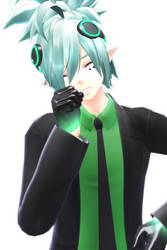 {MMD} XYYY Weide - What you do? by Ferates
