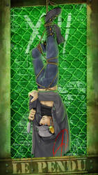 The Hanged Man by RadenWA