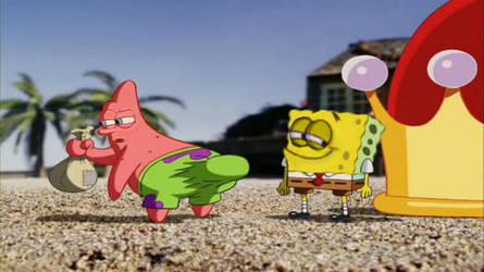 Spongebob Movie Face Swap 7 by SpongicX