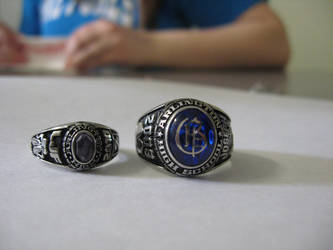 Class Ring Stock by moonfreak-stock