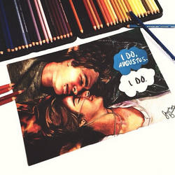 The Fault in Our Stars (2) by jacintabrowning