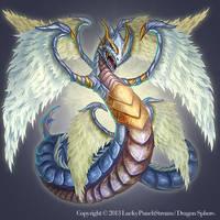 Light Dragon -Advanced Level- by Nekomancerz