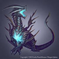 Demon Dragon -Basic Level- by Nekomancerz