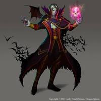 Vampire Lord -Advanced lvl03- by Nekomancerz
