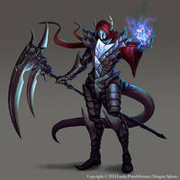 Mephistopheles -Advanced lvl03- by Nekomancerz