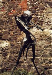 A Violin by Renesmeedevil