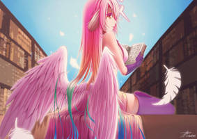 Jibril by chocogingerfingers