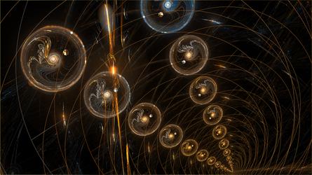 Multiverse Assembly Line by ScraNo