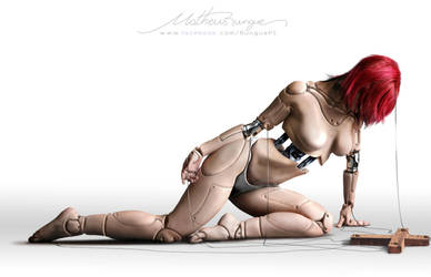 Android Marionette by Rungue