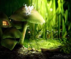 Magic Fairy by Rungue