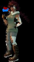 Sloth 2.0: Amara Dante by artisticallystrange