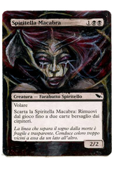 Altered Magic Card - Creature by MortisQueen
