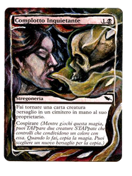 Altered Magic Card - Sorcery by MortisQueen