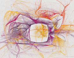 Betelgeusean Tube Worm by euroxtc