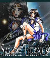 SC: Sailor Uranus by SailorDream